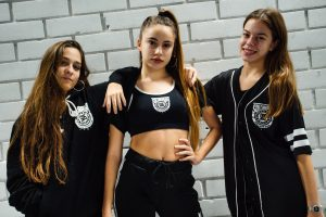 ropa new style baile